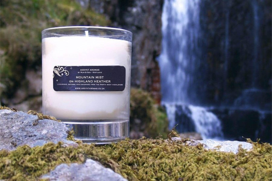 Candle by Assynt Aromas
