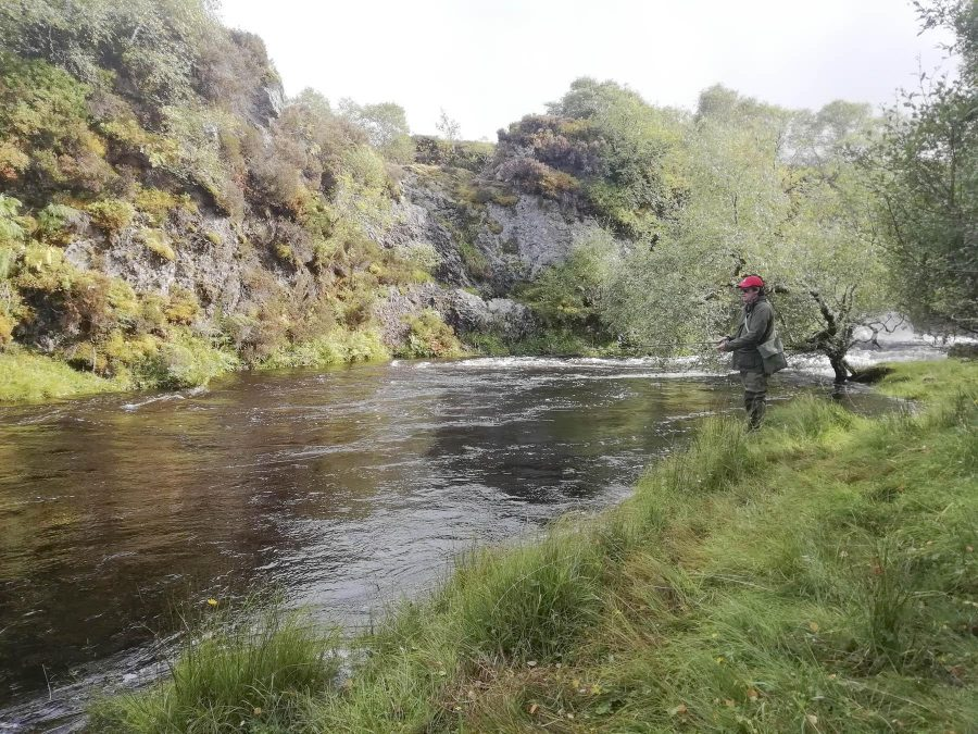 James Curley Fly Fishing, Scotland