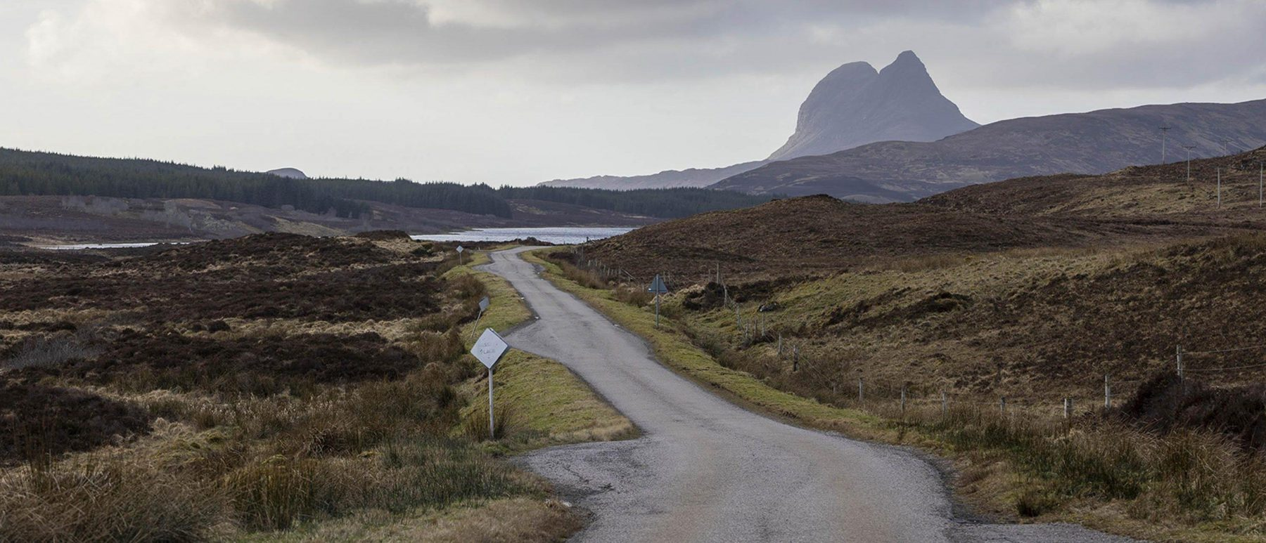 Suilven on the North Coast 500
